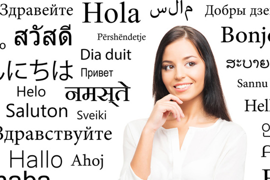 Multilingualisation of websites